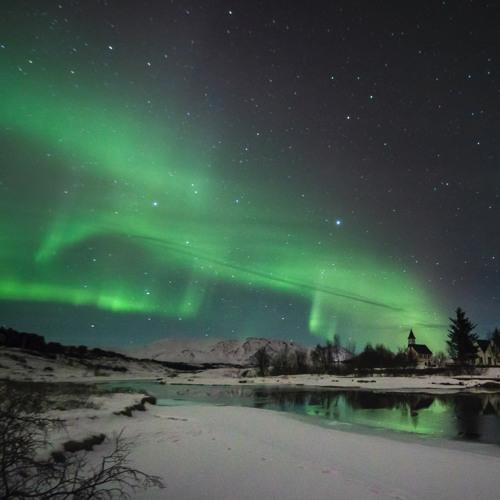 Der Zauber der Polarlichter