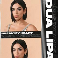 Break My Heart (Wilson Twins Remix)