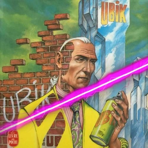 Episode #35 - Ubik - with Stephen Graham Jones