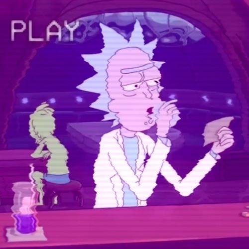 """""""Rick and Morty"""" - Lofi Sttudy Music - Chill Realxing Beats"""