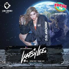 GLOBAL SUPREMACY RADIO - Episode 002 - KATSY LEE (Philippines)