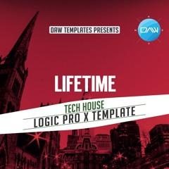 Lifetime Logic Pro X Template