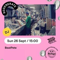 Regenerate Festival - BeatPete (Azymuth Special)