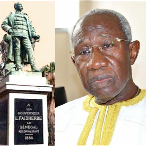 """Audio - Iba Der Thiam :"""" Faidherbe a tué 20 milles Sénégalais en 8 mois, dégagez la statue"""