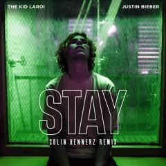 The Kid LAROI & Justin Bieber - STAY (Colin Hennerz remix)