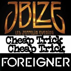 Foreigner   Cheap Trick   Jason Bonham