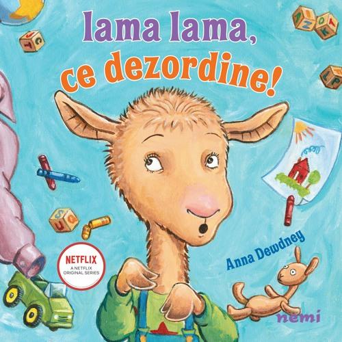 """Povestea de la prânz - """"Lama lama ce dezordine"""""""