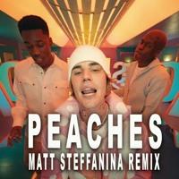 Justin Bieber - Peaches (Matt Steffanina Remix)
