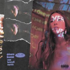 Olivia Rodrigo - Drivers License (Vee Brondi Remix)