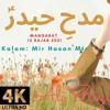 Download Madhay Haider  --  Ali Rizvi (Son Of Sachay Bhai)  --  13 Rajab MANQABAT  -  2021 Mp3