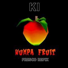 Wumpa Fruit Refix