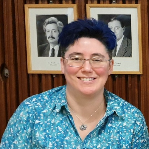 Juliet Kemp at Picocon 37: Pride, 22,02,2020