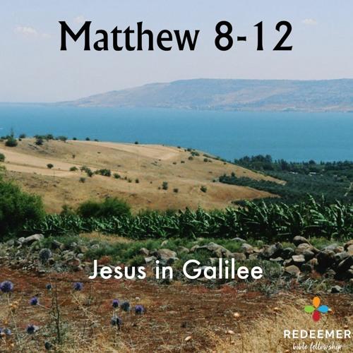 Matthew 8:23-9:8 - Jesus Demonstrates That He Is God
