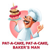 Pat-A-Cake, Pat-A-Cake, Baker's Man (Lullaby Version)
