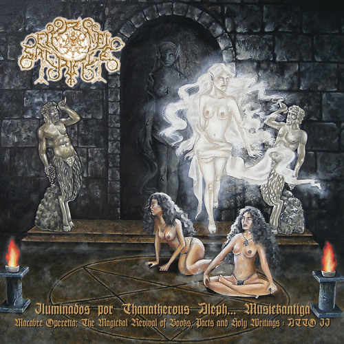 Aurum Solis - Catharsisof a Himog Illuminates for Thanatherous Aleph