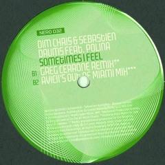 Sebastien Drums & Dim Chris ft. Polina - Sometimes I Feel (Avicii Mix) [FGW TRIBUTE Remix]