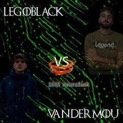 LEGOBLACK VS VANDERMOU