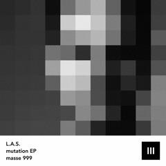 Premiere:  L.A.S - Constellation (u.r.trax Remix)