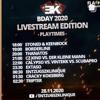 Download Vintekk vs. Calypso vs. Scuba Pro vs. Extaso @EK Bday 28.11.2020 Mp3