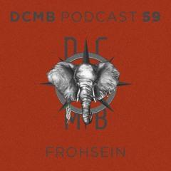 DCMB PODCAST 059 | Frohsein - Kia Hari