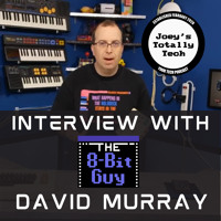 Interview With The 8-Bit Guy David Murray