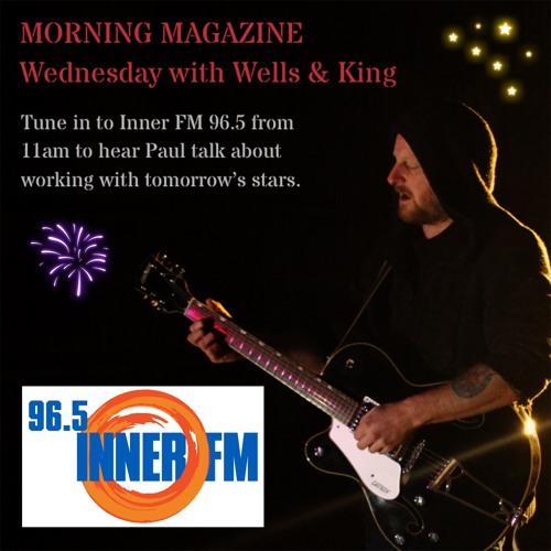 Paul Ray - Interview Inner FM