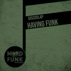 Discoslap - HAVING FUNK // MFR260