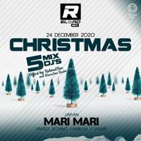 CHRISMAS 5 Dj Mix  . marimari     (  Relod Rec &  Wave Line radio )