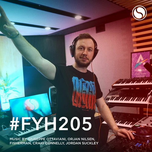 Find Your Harmony Radio #205 (incl. Super8 & Tab Guestmix) Image
