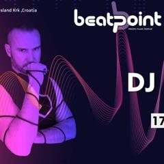 DJ Ogi - BeatPoint , Punat, Krk, 17.7.2021. Live
