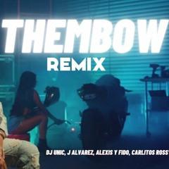 DJ Unic, J Alvarez, Alexis Y Fido, Carlitos Rossy, Jonna Torres - ThemBow Remix