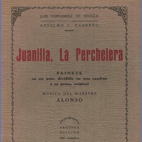 Juanilla la Perchelera (1925)