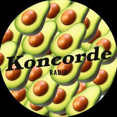 Koncorde Radio - Guest Mix by Guille KATORZI