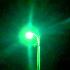Street Lights , Shapes And Faces Asides  ( Safe )