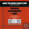 Hark! The Herald Angels Sing (Performance Track In Key Of A/D)