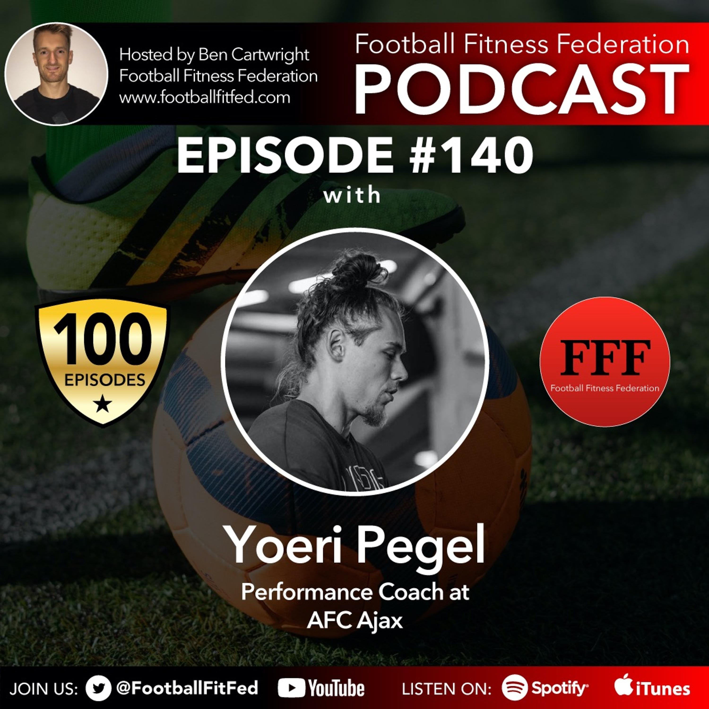 "#140 ""In Season V Off Season Programming"" With Yoeri Pegel"