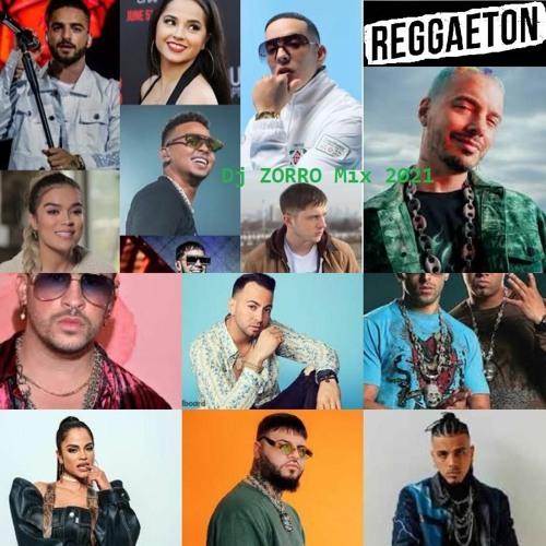 Reggaetón Hot Mix Sep 2021 Dj Zorro Like & Share