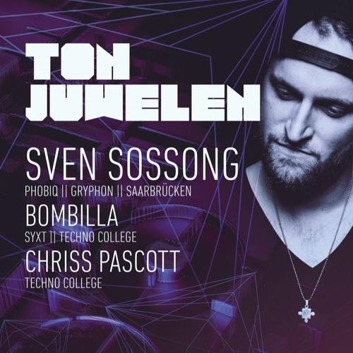 Bombilla - Closing Set at Tonjuwelen, Kantine Konstanz, 02/07/2020