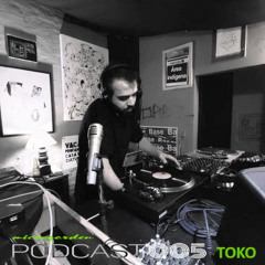 Microgarden lab. PODCAST005 Mixed by TOKO