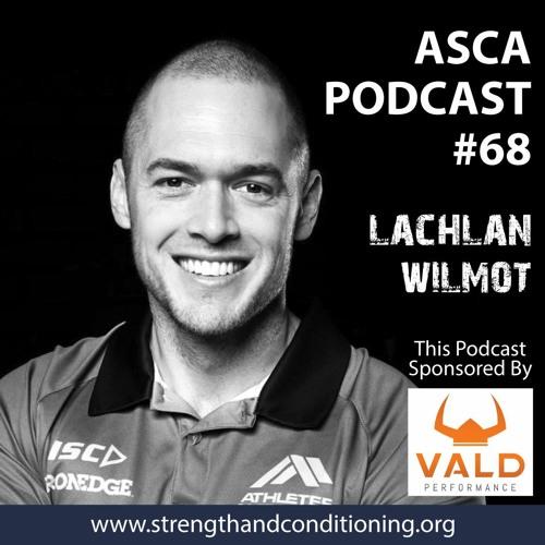 ASCA Podcast #68 - Lachlan Wilmot