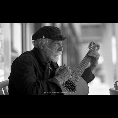 NOSTALGIC - guitar improvisation Marius Marinescu