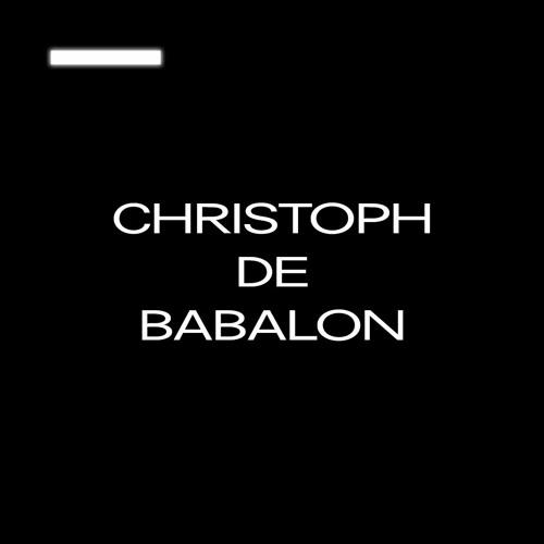 RE–TEXTURED Podcast 018 – Christoph de Babalon
