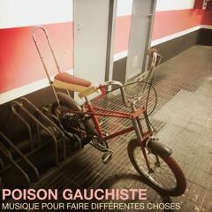 PCR008 - Poison Gauchiste - Musique Pour Faire Différentes Choses