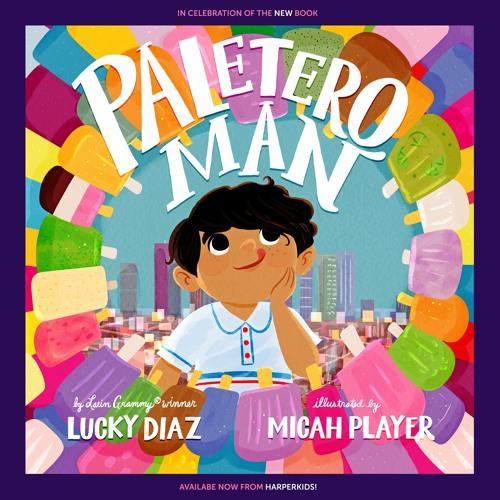 Paletero Man- HarperCollins Exclusive