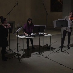 Jonah Haven (*1995): another ditch for alto flute, percussion, and viola (2018) (live)