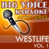 She's Back (In the Style of Westlife) [Karaoke Version]