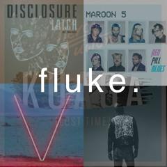 Latch x Kuaga (Pierce Fulton Remix) x Sugar x Me, Myself & I x Girls Like You(fluke. Mashup)