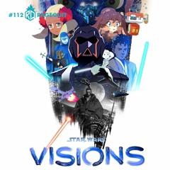 #112 Star Wars Vision