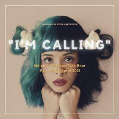 "Melanie Martinez Type Beat (Pop Instrumental 2021) - "" I AM CALLING """
