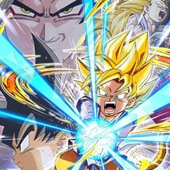 Dragon Ball Z Dokkan Battle - PHY Super Saiyan Goku (GT) OST (Extended)